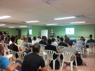 Presentacion Training for Live